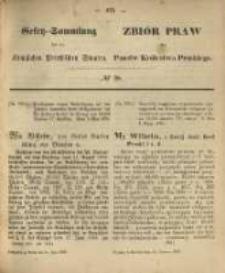 Gesetz-Sammlung für die Königlichen Preussischen Staaten. 1870.06.14 No28
