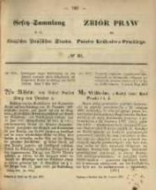 Gesetz-Sammlung für die Königlichen Preussischen Staaten. 1870.06.28 No30