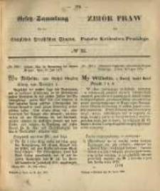 Gesetz-Sammlung für die Königlichen Preussischen Staaten. 1870.07.24 No32
