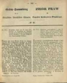 Gesetz-Sammlung für die Königlichen Preussischen Staaten. 1870.08.04 No36