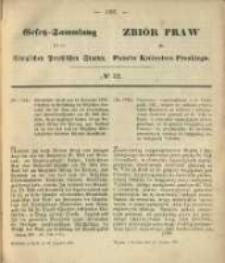 Gesetz-Sammlung für die Königlichen Preussischen Staaten. 1870.12.24 No52