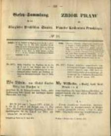 Gesetz-Sammlung für die Königlichen Preussischen Staaten. 1875.04.17 No10