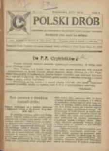 Polski Drób: czasopismo dla hodowców i miłośników drobiu, gołębi i królików 1923.02 R.2 Nr2/3
