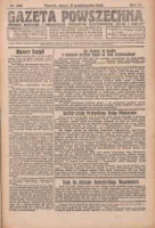 Gazeta Powszechna 1926.10.05 R.7 Nr228