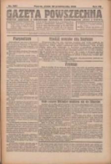 Gazeta Powszechna 1926.10.22 R.7 Nr243