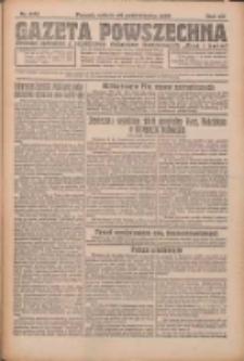 Gazeta Powszechna 1926.10.23 R.7 Nr244
