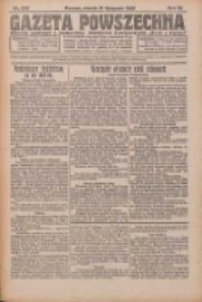 Gazeta Powszechna 1926.11.16 R.7 Nr263