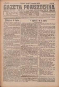 Gazeta Powszechna 1926.11.17 R.7 Nr264