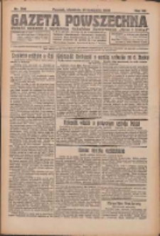 Gazeta Powszechna 1926.11.21 R.7 Nr268