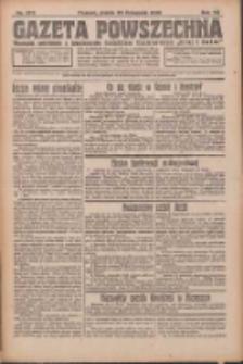 Gazeta Powszechna 1926.11.26 R.7 Nr272