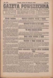 Gazeta Powszechna 1926.11.27 R.7 Nr273