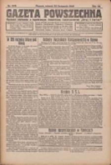 Gazeta Powszechna 1926.11.30 R.7 Nr275
