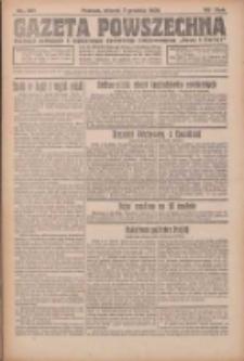 Gazeta Powszechna 1926.12.07 R.7 Nr281