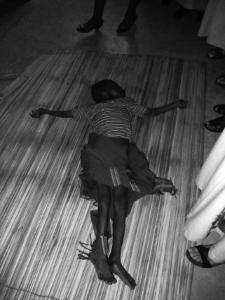 Los kenijskiego dziecka