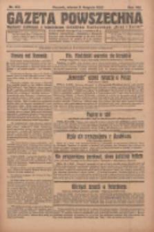 Gazeta Powszechna 1927.08.02 R.8 Nr174