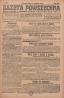 Gazeta Powszechna 1927.08.05 R.8 Nr177