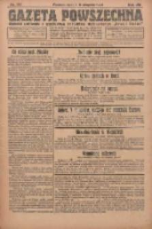 Gazeta Powszechna 1927.08.06 R.8 Nr178