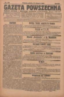 Gazeta Powszechna 1927.08.19 R.8 Nr188