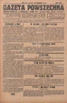 Gazeta Powszechna 1927.08.30 R.8 Nr197