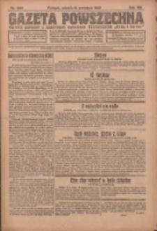 Gazeta Powszechna 1927.09.13 R.8 Nr209