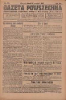 Gazeta Powszechna 1927.09.20 R.8 Nr215