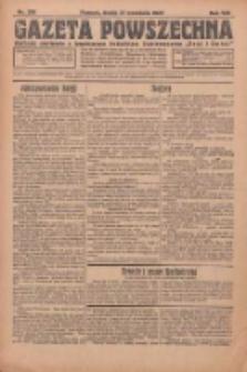 Gazeta Powszechna 1927.09.21 R.8 Nr216