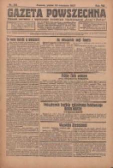 Gazeta Powszechna 1927.09.23 R.8 Nr218