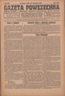 Gazeta Powszechna 1927.09.28 R.8 Nr222