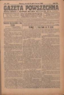 Gazeta Powszechna 1927.10.04 R.8 Nr227