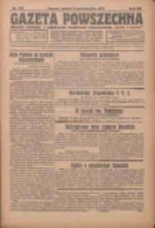 Gazeta Powszechna 1927.10.08 R.8 Nr231