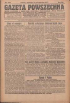 Gazeta Powszechna 1927.10.13 R.8 Nr235