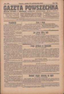 Gazeta Powszechna 1927.10.22 R.8 Nr243