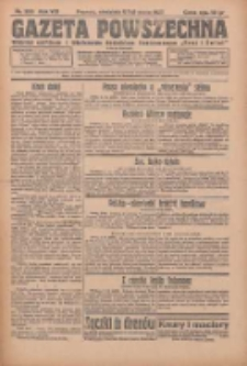 Gazeta Powszechna 1927.11.06 R.8 Nr255