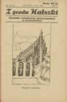 Z Grodu Halszki: pisemko młodzieży gimnazjalnej w Szamotułach 1934 listopad/grudzień R.6 Nr9