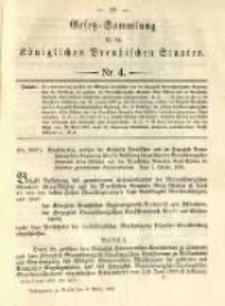 Gesetz-Sammlung für die Königlichen Preussischen Staaten. 1892.03.03 No4