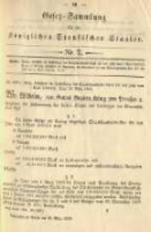 Gesetz-Sammlung für die Königlichen Preussischen Staaten. 1893.03.28 No7