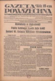 Gazeta Powszechna: wychodzi codziennie z czterema dodatkami tygodniowemi 1929.01.09 R.10 Nr7