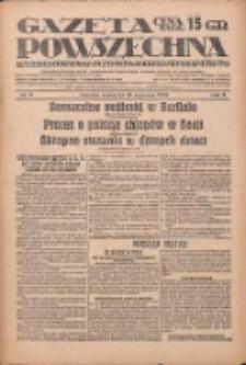 Gazeta Powszechn: wychodzi codziennie z czterema dodatkami tygodniowemia 1929.01.10 R.10 Nr8