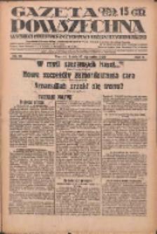 Gazeta Powszechna: wychodzi codziennie z czterema dodatkami tygodniowemi 1929.01.16 R.10 Nr13
