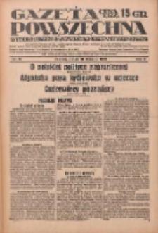 Gazeta Powszechna: wychodzi codziennie z czterema dodatkami tygodniowemi 1929.01.18 R.10 Nr15