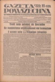 Gazeta Powszechna: wychodzi codziennie z czterema dodatkami tygodniowemi 1929.01.22 R.10 Nr18