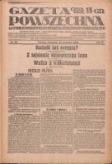 Gazeta Powszechna: wychodzi codziennie z czterema dodatkami tygodniowemi 1929.01.24 R.10 Nr20