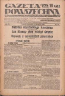 Gazeta Powszechna: wychodzi codziennie z czterema dodatkami tygodniowemi 1929.01.31 R.10 Nr26