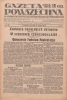 Gazeta Powszechna: wychodzi codziennie z czterema dodatkami tygodniowemi 1929.02.10 R.10 Nr34