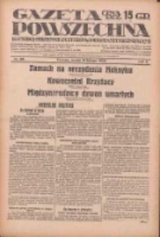 Gazeta Powszechna: wychodzi codziennie z czterema dodatkami tygodniowemi 1929.02.13 R.10 Nr36