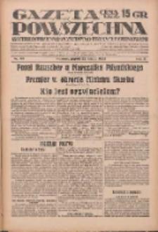 Gazeta Powszechna: wychodzi codziennie z czterema dodatkami tygodniowemi 1929.02.22 R.10 Nr44
