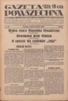 Gazeta Powszechna: wychodzi codziennie z czterema dodatkami tygodniowemi 1929.03.02 R.10 Nr51
