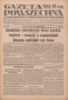 Gazeta Powszechna: wychodzi codziennie z czterema dodatkami tygodniowemi 1929.03.16 R.10 Nr63