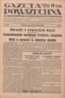 Gazeta Powszechna: wychodzi codziennie z czterema dodatkami tygodniowemi 1929.03.21 R.10 Nr67