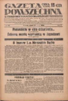 Gazeta Powszechna: wychodzi codziennie z czterema dodatkami tygodniowemi 1929.03.22 R.10 Nr68
